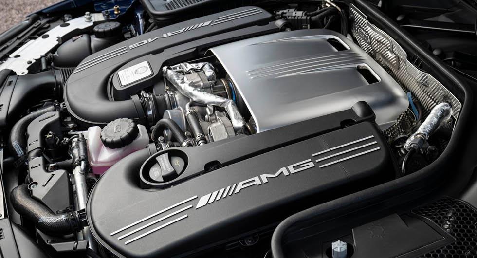 Mercedes C-klass skippar både stora motorer och eldrift
