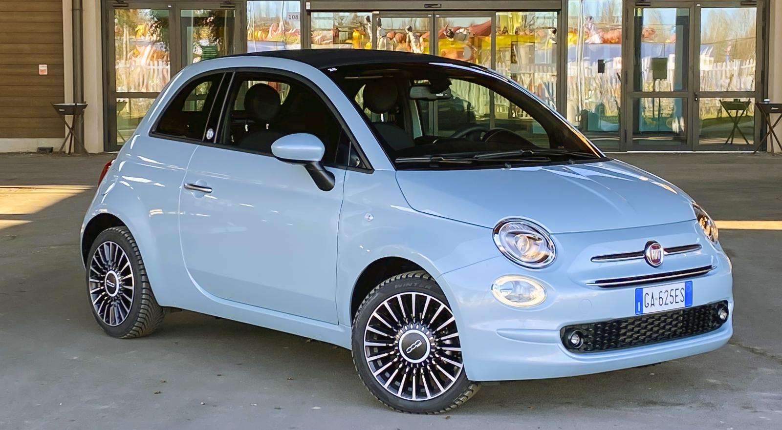 Fiat har en överraskande hög snittpremie för försäkringen.