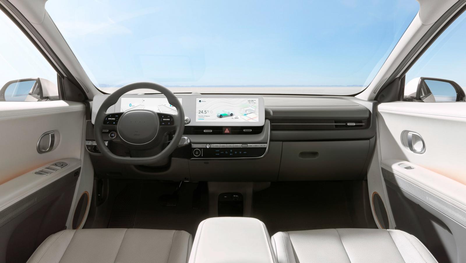 Premiär för Ioniq 5: Här är Hyundais nya elbilsmodell