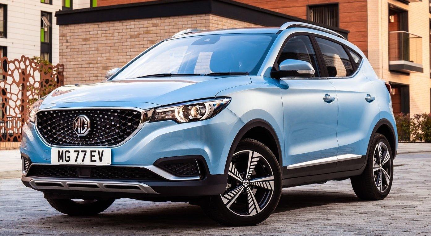 Sportbilsmärket MG är numera kinesiskt och elsuven ZS är Norges åttonde mest sålda bil, före bland andra Renault Zoe.
