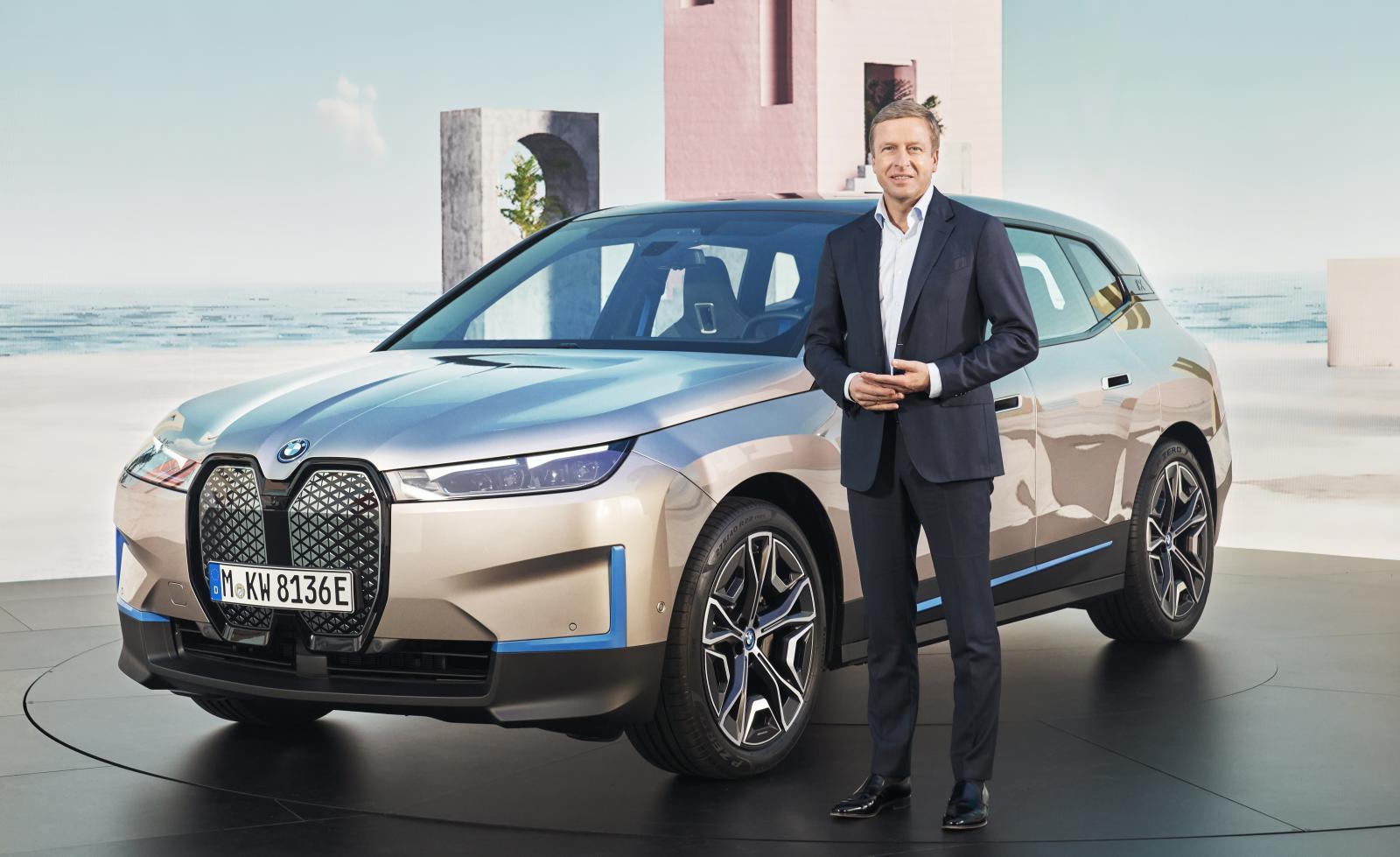 Oliver Zipse har spenderat hela sin karriär på BMW.