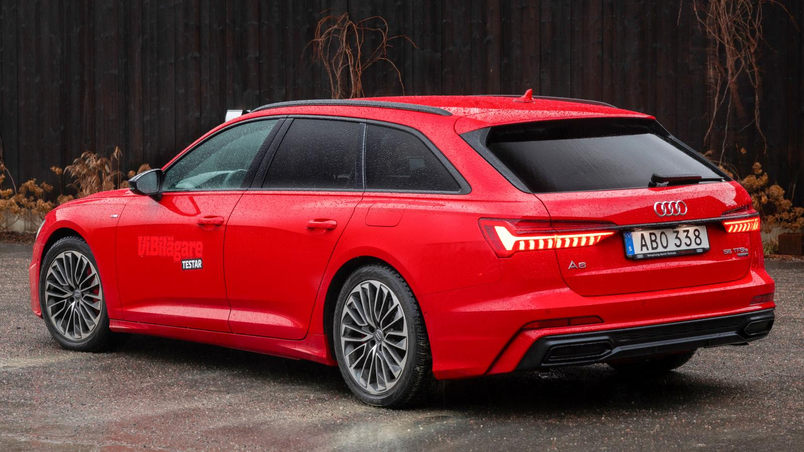 Audi A6 Avant 55 TFSIe quattro S tronic