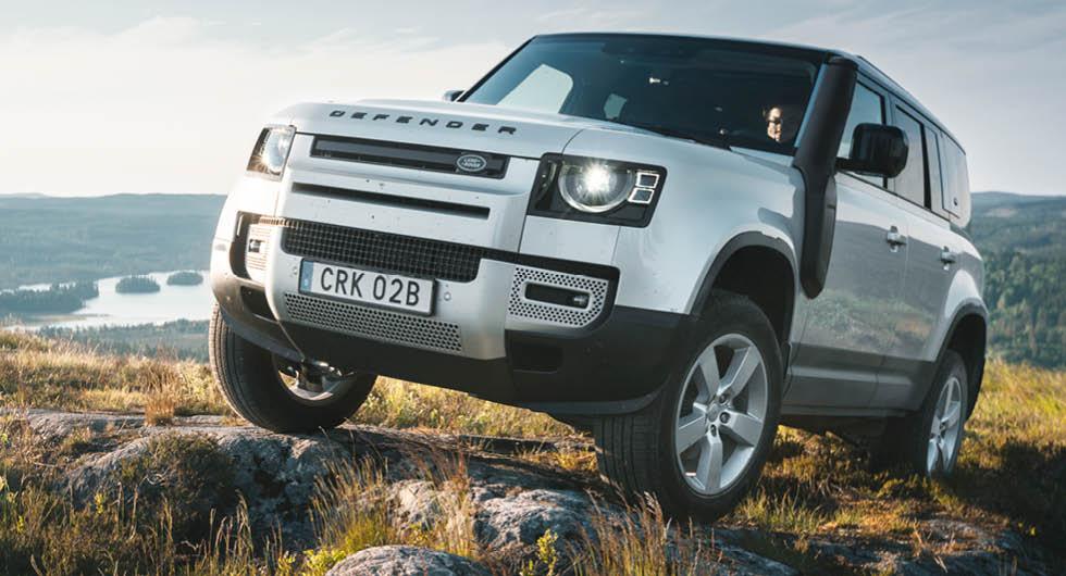 """Att Land Rover Defender vann i flera länder beskriver Expressens Jan-Erik Berggren som """"obegripligt""""."""
