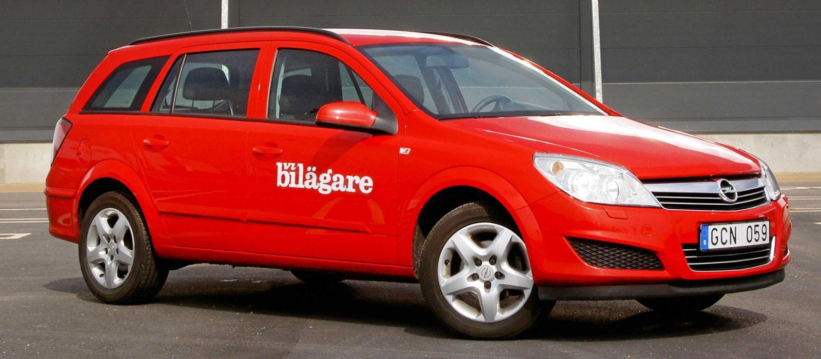 Att byta ABS/ESP-enhet på en Opel Astra går på 41307 kr.