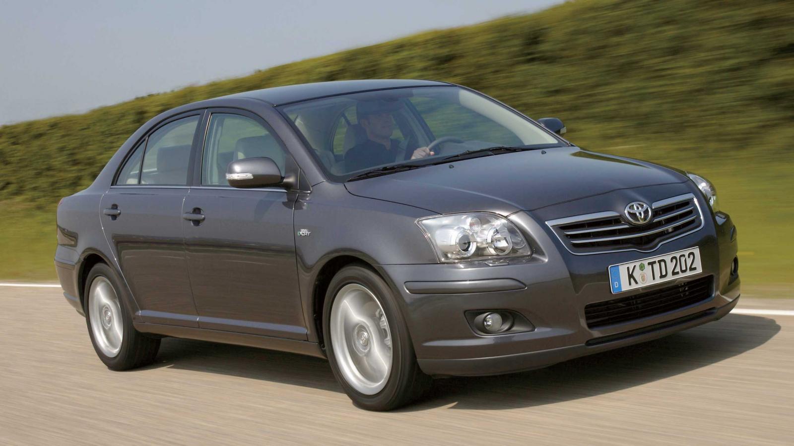 ABS/ESP-enheten är 30000 kronor billigare på en Toyota Avensis än på Opel Astra.