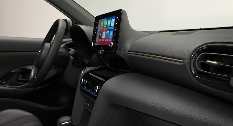 Toyota Yaris Cross tuffar till sig med Adventure
