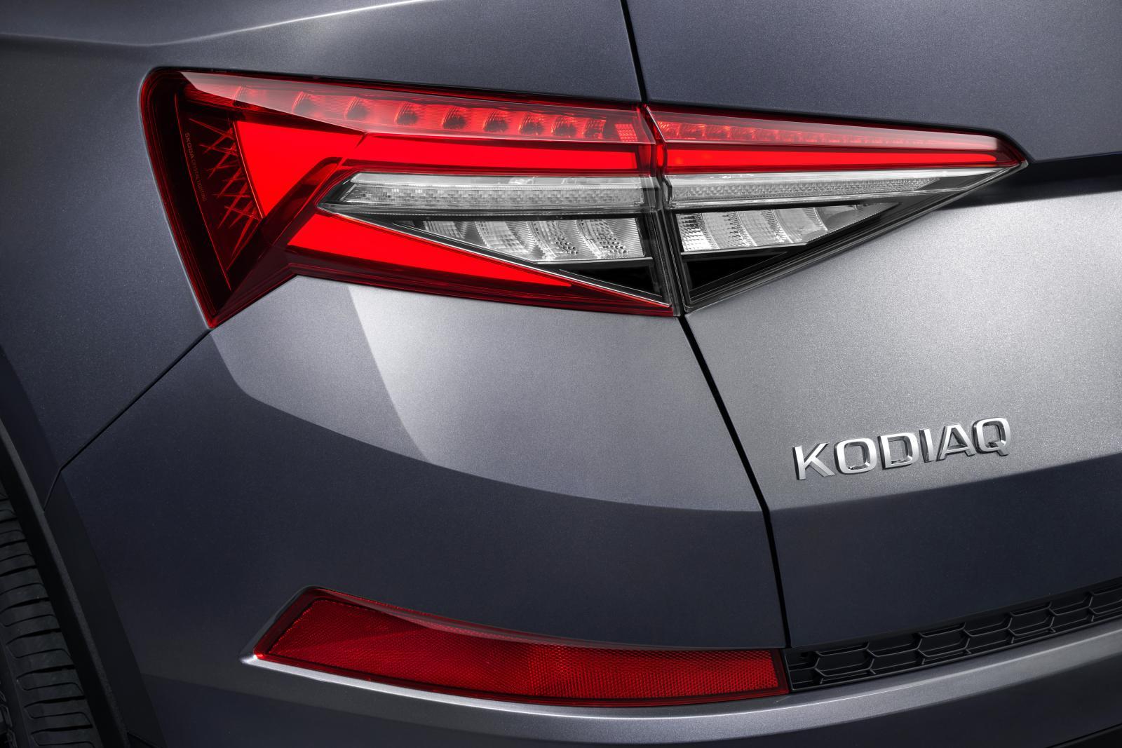 Skoda Kodiaq får ett lyft – och RS-versionen gör comeback