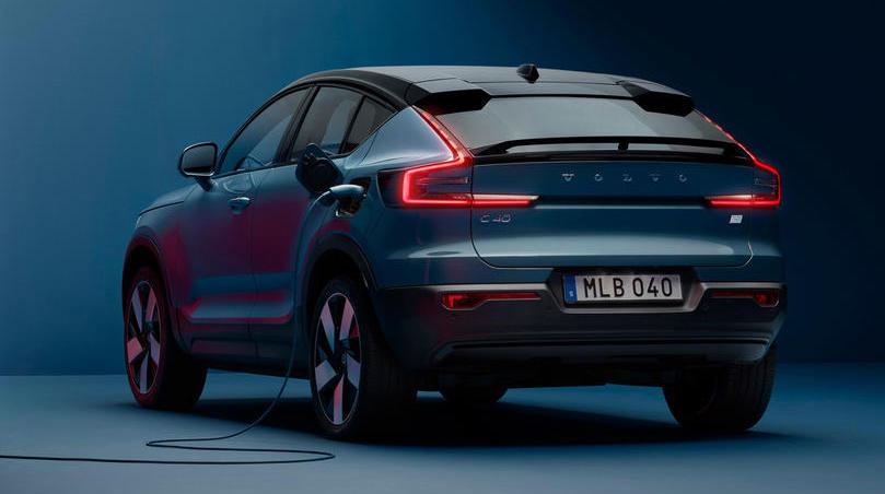 Volvos nya elbil C30 Recharge ska börja levereras senare i år.