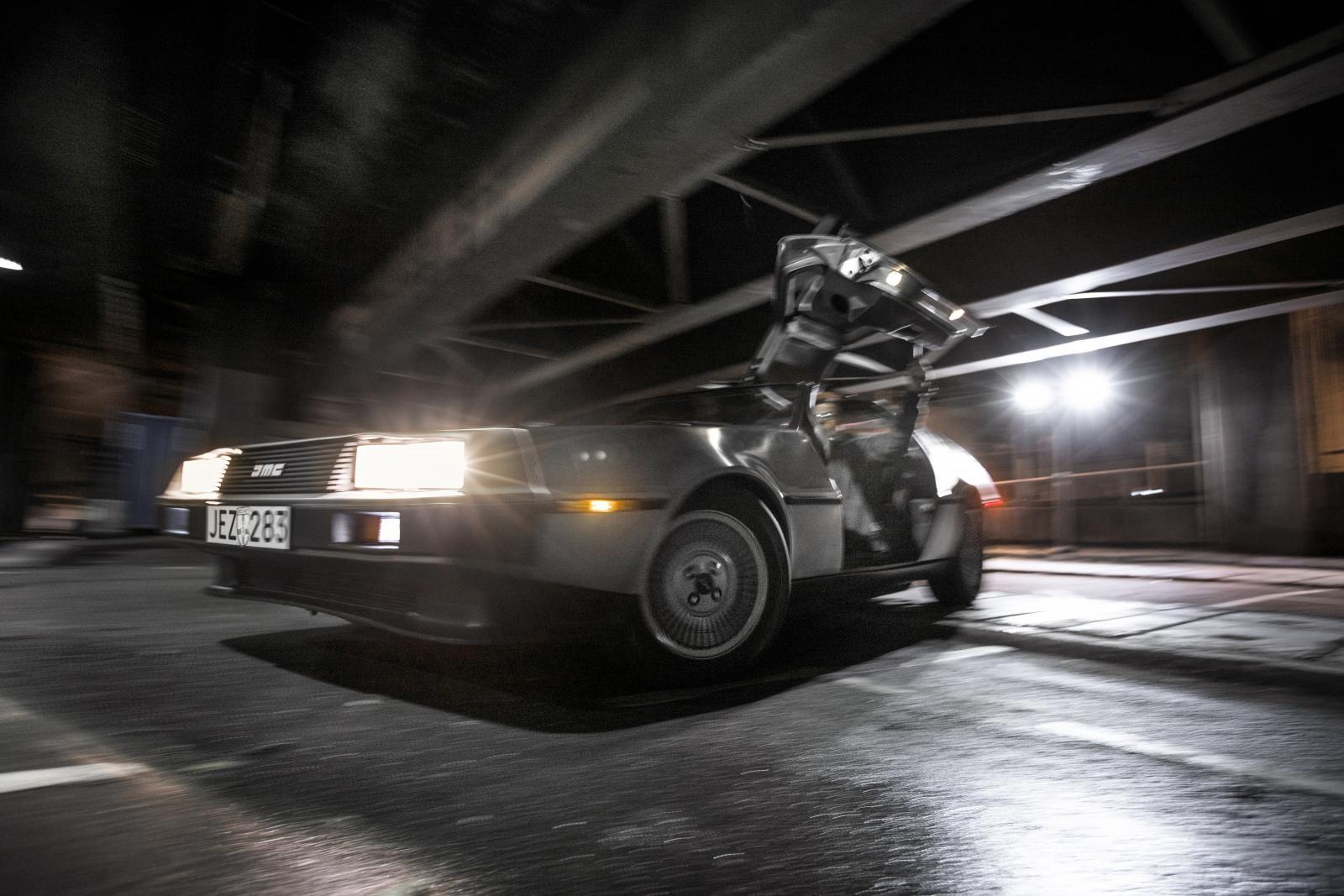 DeLorean DMC-12: Sportbilsdrömmen som slutade med kokainskandal