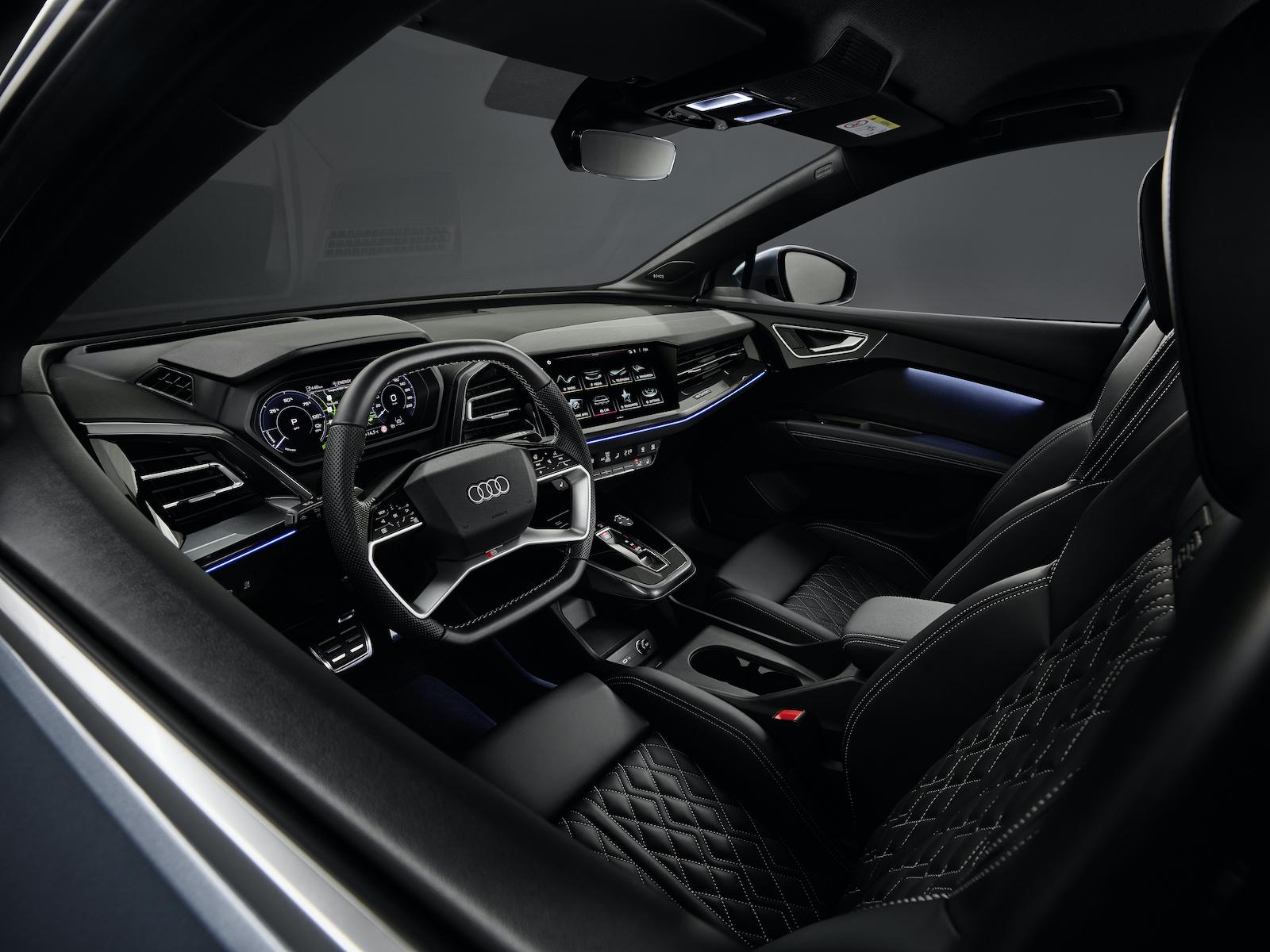 Här är nya Audi Q4: Alla fakta om elsuven som utmanar Volvo XC40