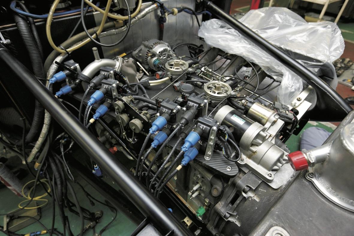 Mazda 787B körde om alla konkurrenter –och blev förbjuden