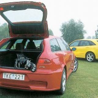 Begtest: Alfa Romeo 156