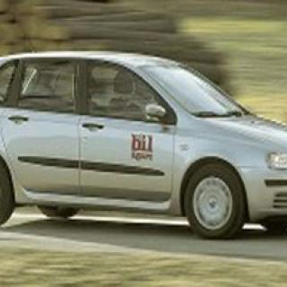 Rosttest: Fiat Stilo 1.6 Active (2002)
