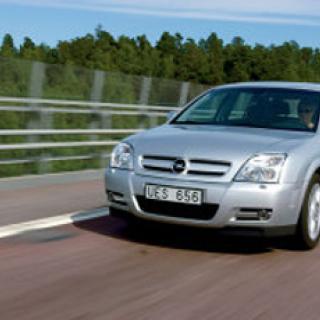 Provkörning: Opel Signum