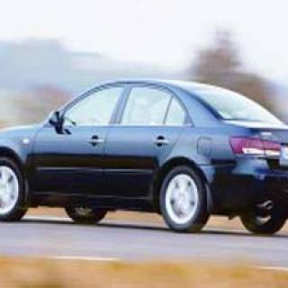 Begtest: Hyundai Sonata