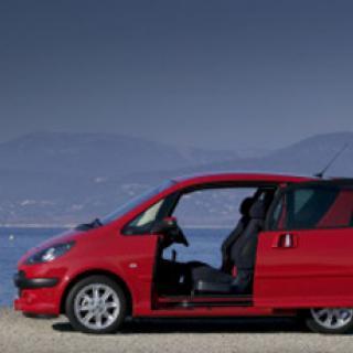 Rosttest: Peugeot 1007 (2005)