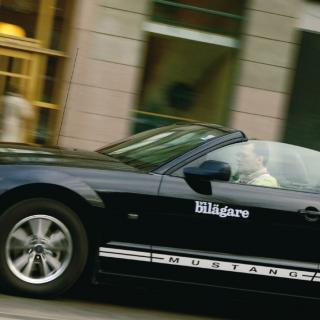 Biltest: Ford Mustang V6 Convertible