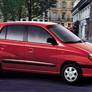 Provkörning: Hyundai Atos Prime GLS 1,1