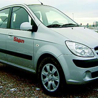 Rosttest: Hyundai Getz 1,3 GLS (2002)