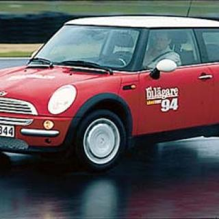 Rosttest: Mini Cooper (2001)