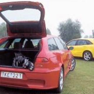 Alfa Romeo 147 GTA var den klassiska sexans sista skrik