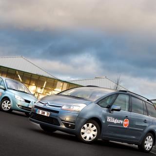 Citroën C4 Picasso – så ska nya bilen se ut