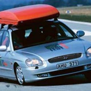 Biltest: Hyundai Sonata V6