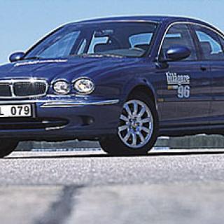 Provkörning: Jaguar X-type Estate 3,0 V6
