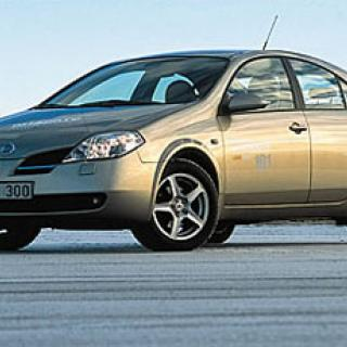 Biltest: Nissan Primera