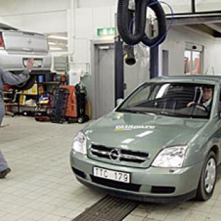 Bilfrågan: Risk med motorstopp?