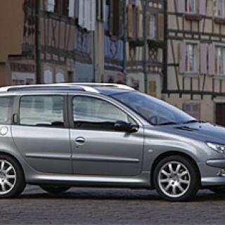 Provkörning: Peugeot 206 RC
