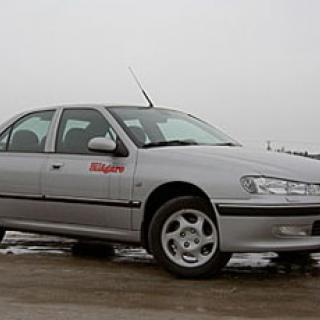 Rosttest: Peugeot 406 (2000)