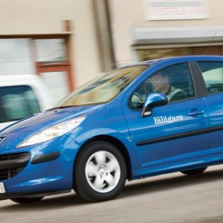Ljustest: Peugeot 207 1,4 X-Line 5d