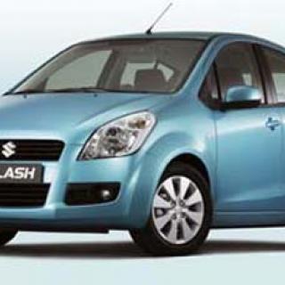 Provkörning: Suzuki Splash 1,2
