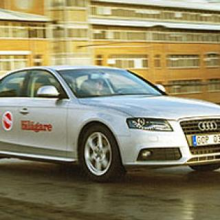Biltest: Audi A4 2.0 TDI