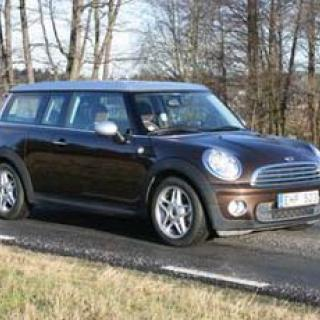 Rosttest: Mini One 1,6 (2004)