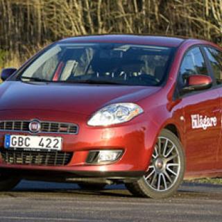 Ljustest: Fiat Bravo 1,4 T-Jet Sport