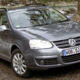 """Volkswagen Golf Variant - """"Uppgraderad men ingen ny bil"""""""