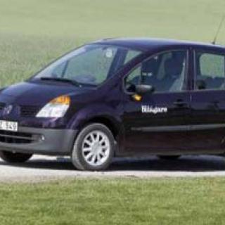 Rosttest: Renault Grand Modus (2009)