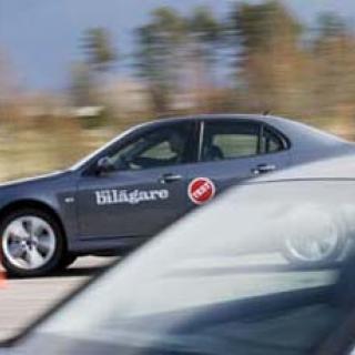 Biltest: Audi A4 Quattro, Saab 9-3 Aero
