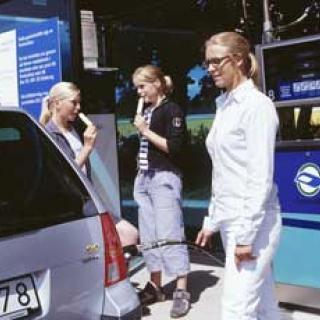 Fler tankställen för gas