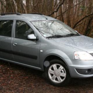 Dacia gör klassresa med ny mellanklassbil