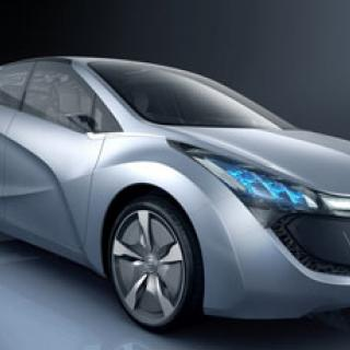 Första hybriden på gas och el