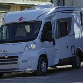 Adria Twin - van för ovana