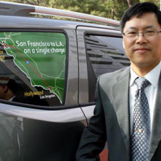 Uppstickare planerar elbil till nästa år