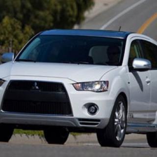 Mitsubishi RVR - ny kompakt crossover