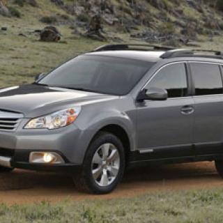 Subaru utvecklar nytt formspråk