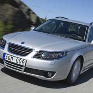 Saab & Volvo slutspurtar - flera intressenter på plats