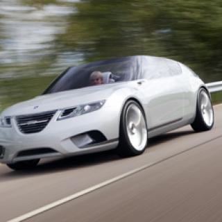 Bilras i Europa - Saab backar 60%