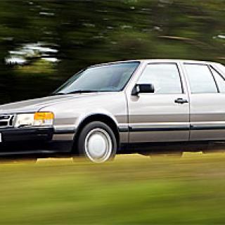 Nya Saab 9-5 – stort bildspel